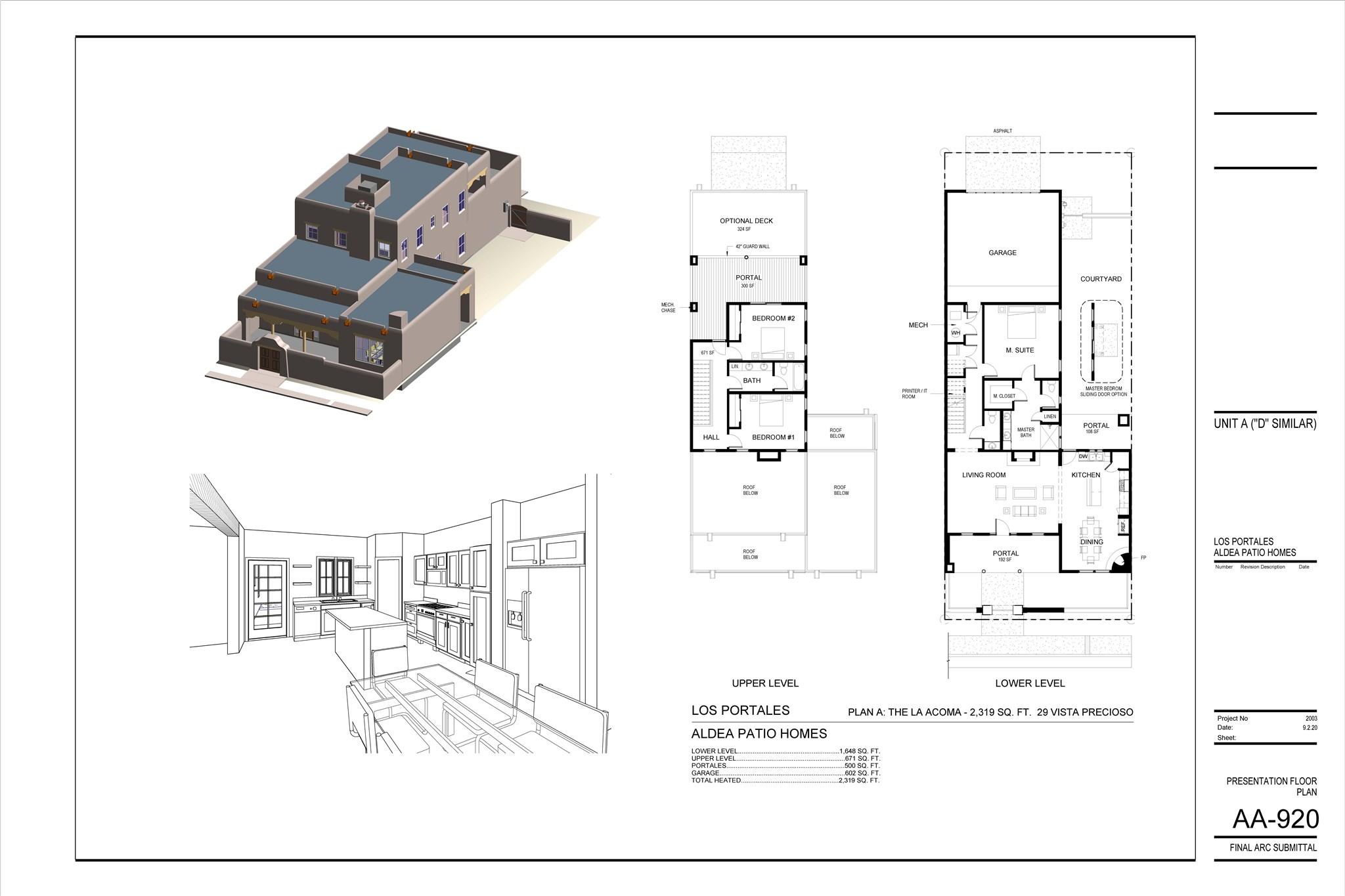 29 Vista Precioso, Santa Fe, New Mexico 87507, 3 Bedrooms Bedrooms, ,3 BathroomsBathrooms,Single Family,For Sale,29 Vista Precioso,2,202000922