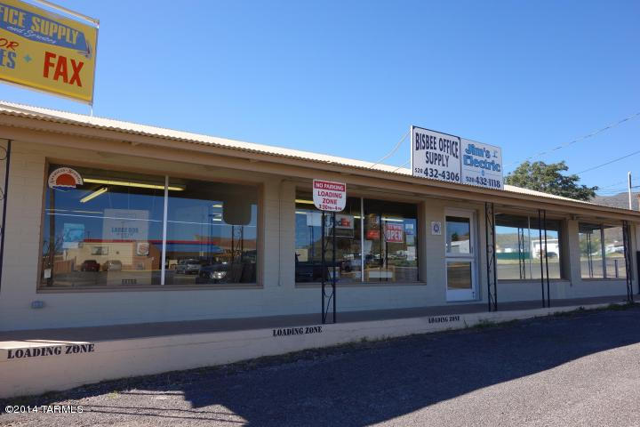 1118 Naco Highway, Bisbee, Arizona 85603, ,Commercial,For Sale,1118 Naco Highway,21413172