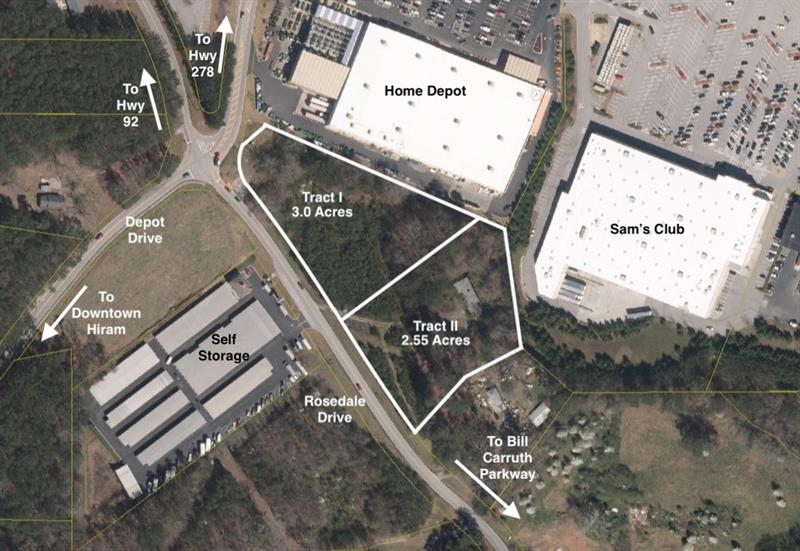 331 Rosedale Drive, Hiram, Georgia 30141, ,Commercial,For Sale,331 Rosedale Drive,1,6709229