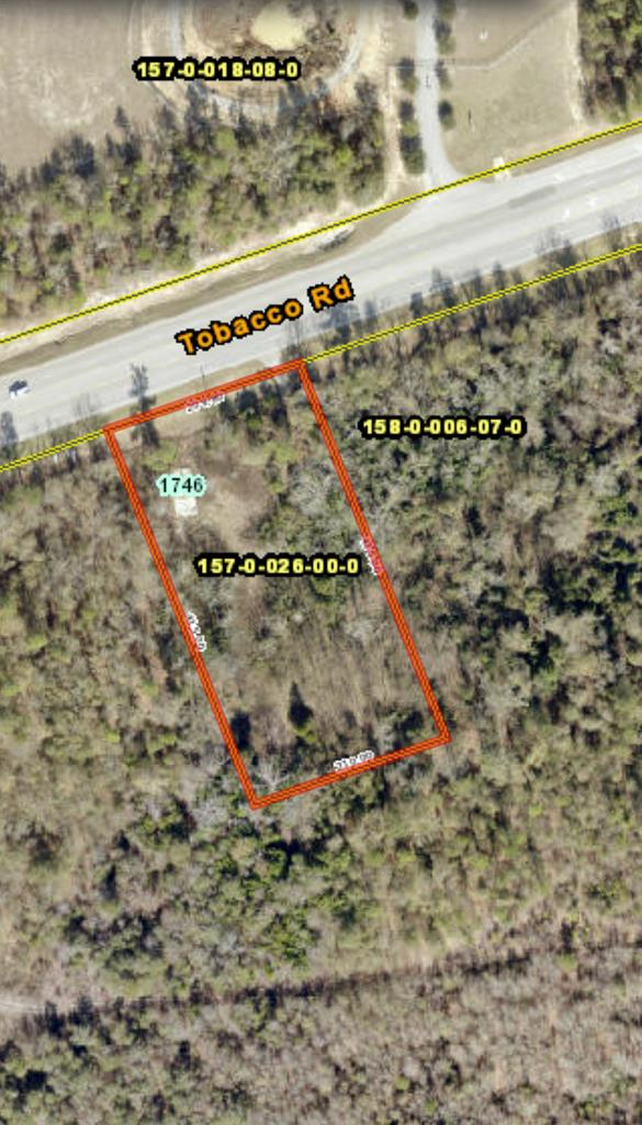 1746 Tobacco Road, Augusta, Georgia 30906, ,Commercial,For Sale,1746 Tobacco Road,455991