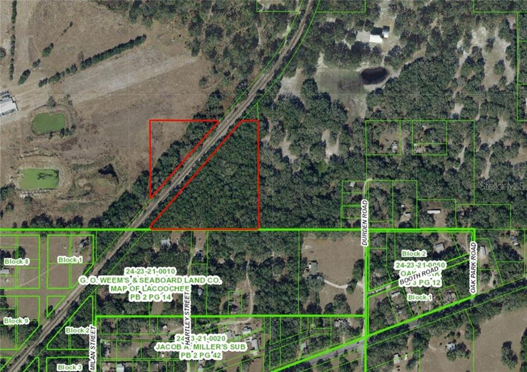 DADE CITY, Florida 33523, ,Lots And Land,For Sale,U8086038