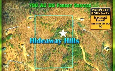 HIDEAWAY HILLS ROAD, Blairsville, Georgia 30512, ,Lots And Land,For Sale,HIDEAWAY HILLS ROAD,297270