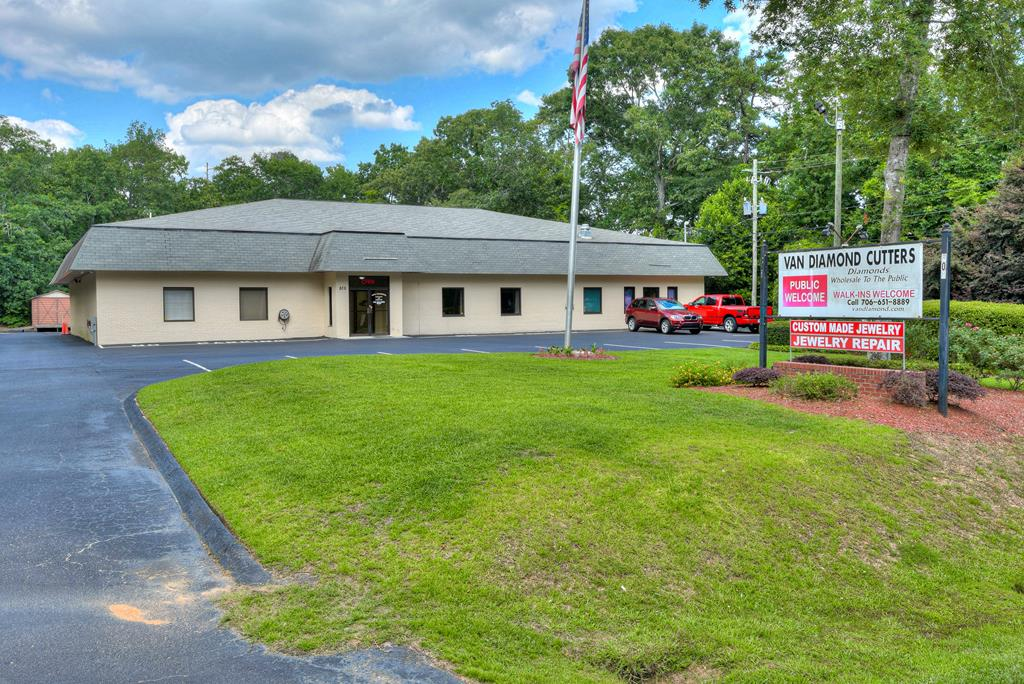 808 Stevens Creek Road, Augusta, Georgia 30907, ,Commercial,For Sale,808 Stevens Creek Road,456265