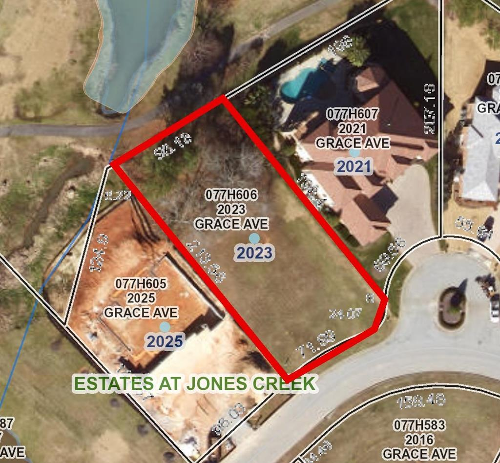 2023 Grace Avenue, Evans, Georgia 30809, ,Lots And Land,For Sale,2023 Grace Avenue,458697