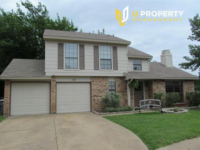 15 Crockett Court, Allen, Texas 75002, 3 Bedrooms Bedrooms, ,2 BathroomsBathrooms,Rental,For Rent,15 Crockett Court,2,14390863