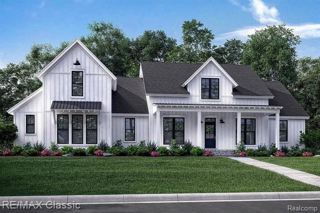 Lot 4 Pine Arbor, Milford, Michigan 48381, 4 Bedrooms Bedrooms, ,3 BathroomsBathrooms,Single Family,For Sale,Lot 4 Pine Arbor,1.5,2200054618