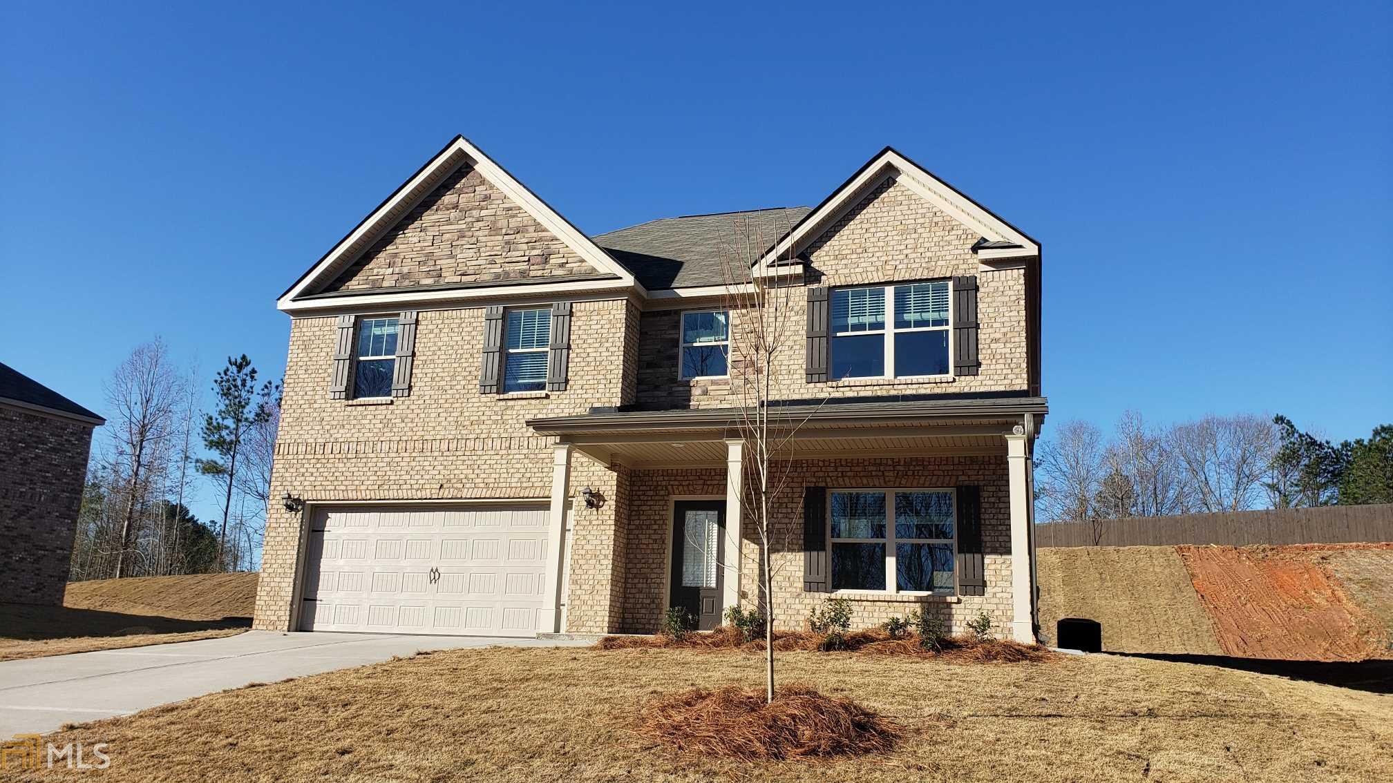 416 Exploration Trce, Ellenwood, Georgia 30294, 4 Bedrooms Bedrooms, ,3 BathroomsBathrooms,Single Family,For Sale,416 Exploration Trce,2,8840675