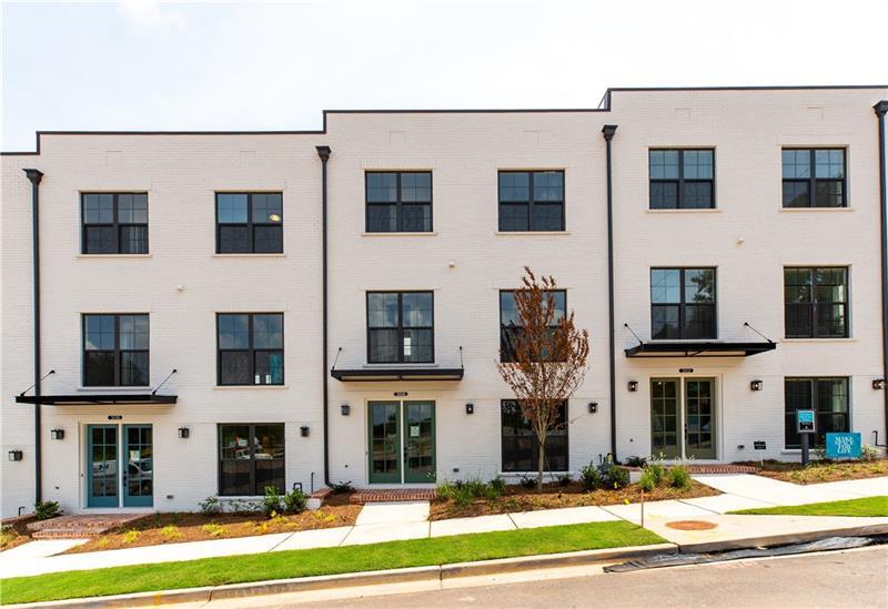 305 Burgess Walk, Alpharetta, Georgia 30009, 4 Bedrooms Bedrooms, ,4 BathroomsBathrooms,Townhouse,For Sale,305 Burgess Walk,6765898