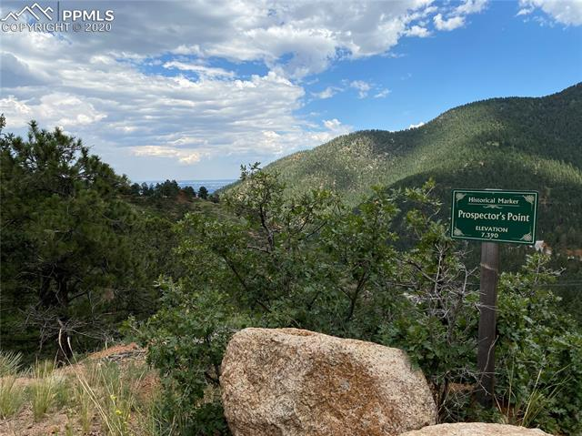 5195 Crystal Park Road, Manitou Springs, Colorado 80829, ,Lots And Land,For Sale,5195 Crystal Park Road,5730782