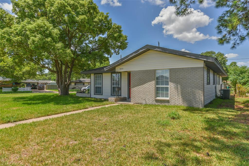 3603 Newton Drive, PASADENA, Texas 77503, 3 Bedrooms Bedrooms, ,1 BathroomBathrooms,Single Family,For Sale,3603 Newton Drive,1,20045968