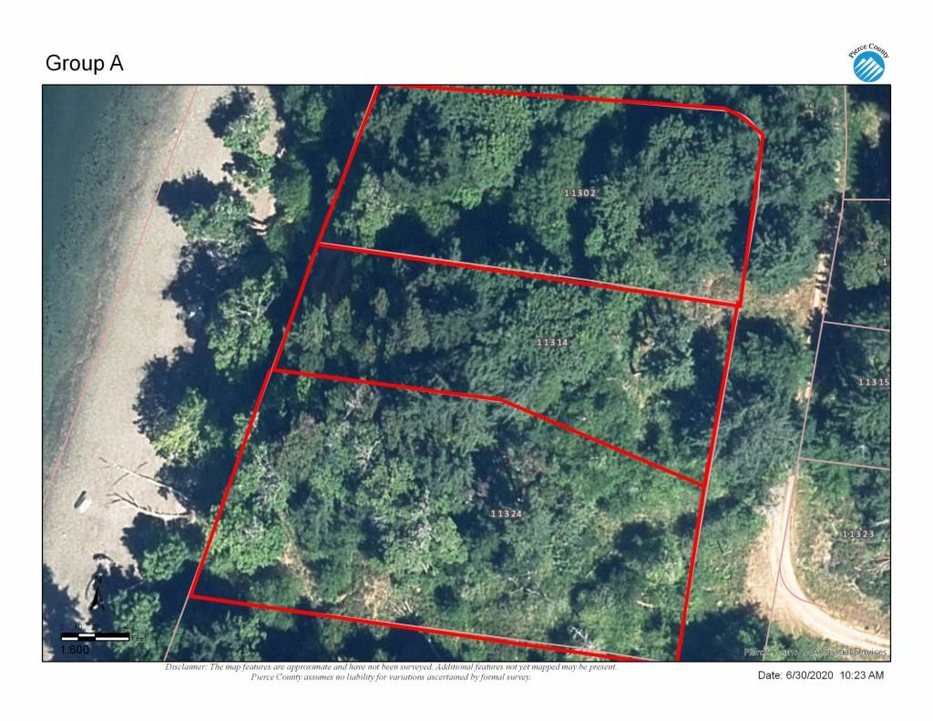 11302 W Morris Blvd, Steilacoom, Washington 98388, ,Lots And Land,For Sale,11302 W Morris Blvd,1629633