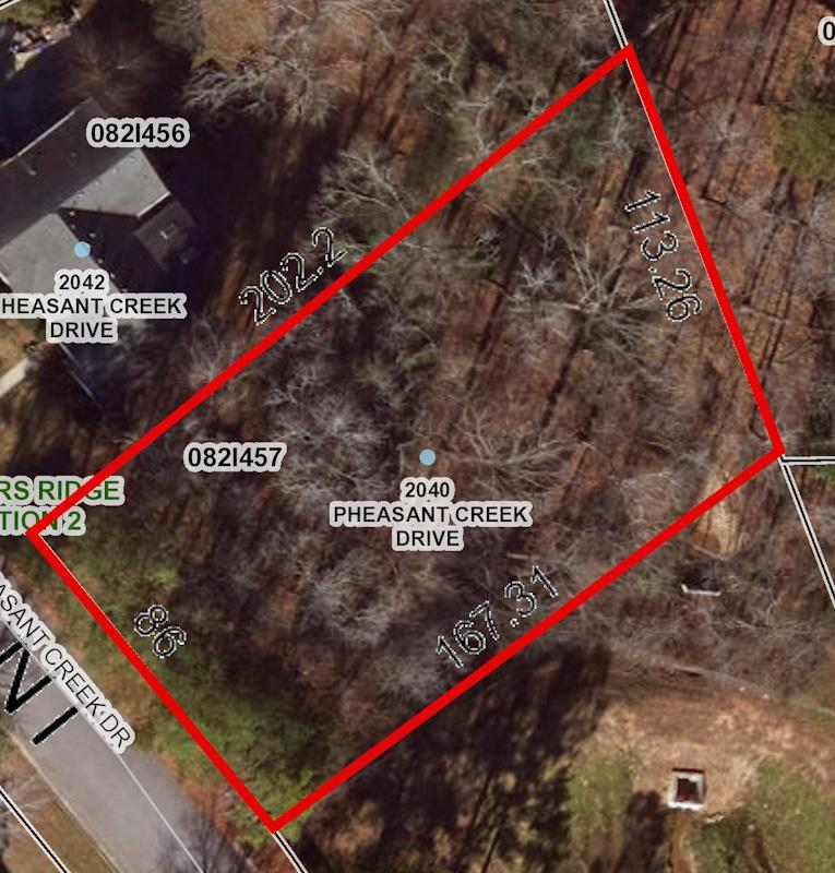 2040 Pheasant Creek Drive, MARTINEZ, Georgia 30907, ,Lots And Land,For Sale,2040 Pheasant Creek Drive,459786