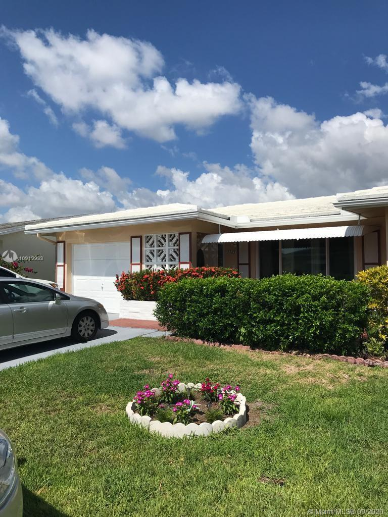 5723 NW 66th Ave, Tamarac, Florida 33321, 2 Bedrooms Bedrooms, ,2 BathroomsBathrooms,Single Family,For Sale,5723 NW 66th Ave,A10919933