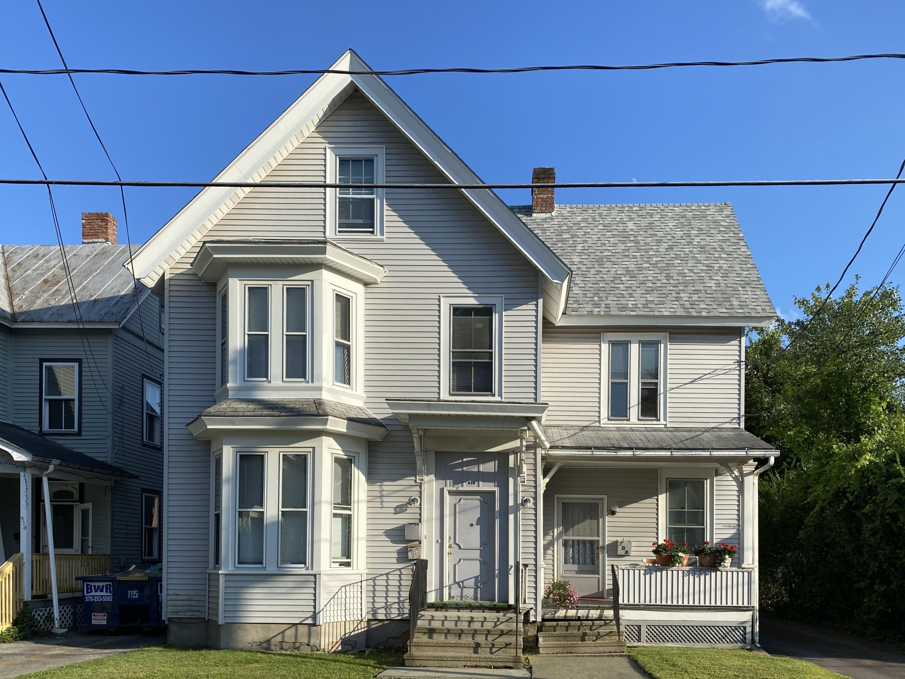 310 11Th St, Honesdale, Pennsylvania 18431, 5 Bedrooms Bedrooms, ,2 BathroomsBathrooms,Single Family,For Sale,310 11Th St,3,20-3433
