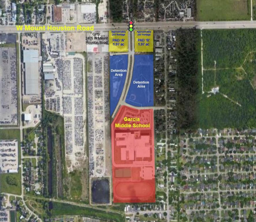 0 W Mount Houston Road, Houston, Texas 77038, ,Lots And Land,For Sale,0 W Mount Houston Road,45139009