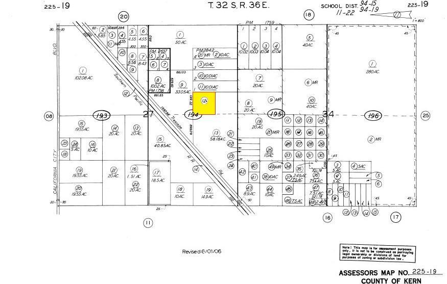 California City Blvd Boulevard, California City, California 93505, ,Lots And Land,For Sale,California City Blvd Boulevard,20007673