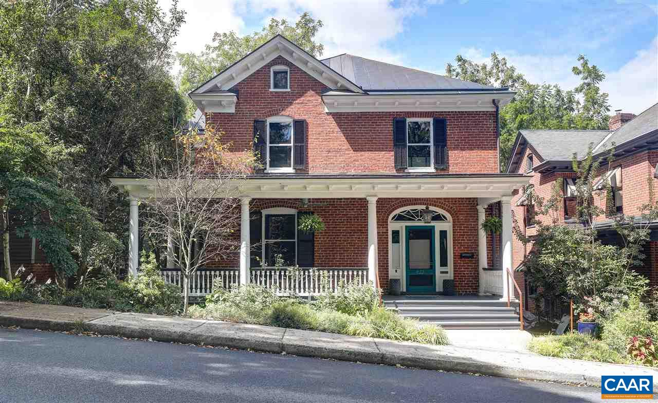 423 NE 2ND ST, Charlottesville, Virginia 22902, 4 Bedrooms Bedrooms, ,5 BathroomsBathrooms,Single Family,For Sale,423 NE 2ND ST,2,608794