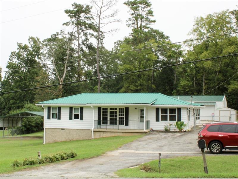 930 Cartersville Highway, Dallas, Georgia 30132, 4 Bedrooms Bedrooms, ,2 BathroomsBathrooms,Single Family,For Sale,930 Cartersville Highway,1,6784175