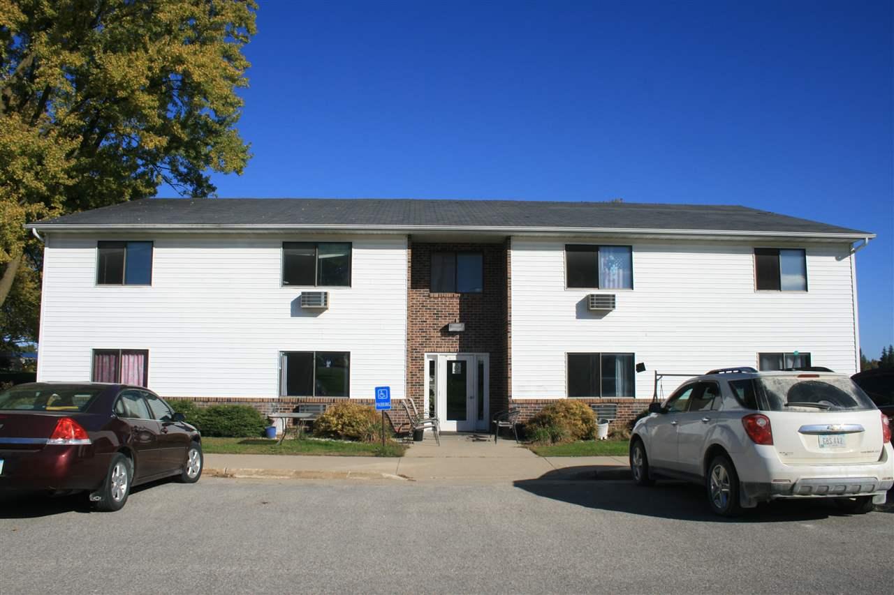105 SW 6, Waukon, Iowa 52172, ,Multifamily,For Sale,105 SW 6,2,20205119
