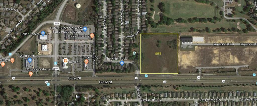 14601 GREEN VALLEY BOULEVARD, CLERMONT, Florida 34711, ,Lots And Land,For Sale,14601 GREEN VALLEY BOULEVARD,G5034365