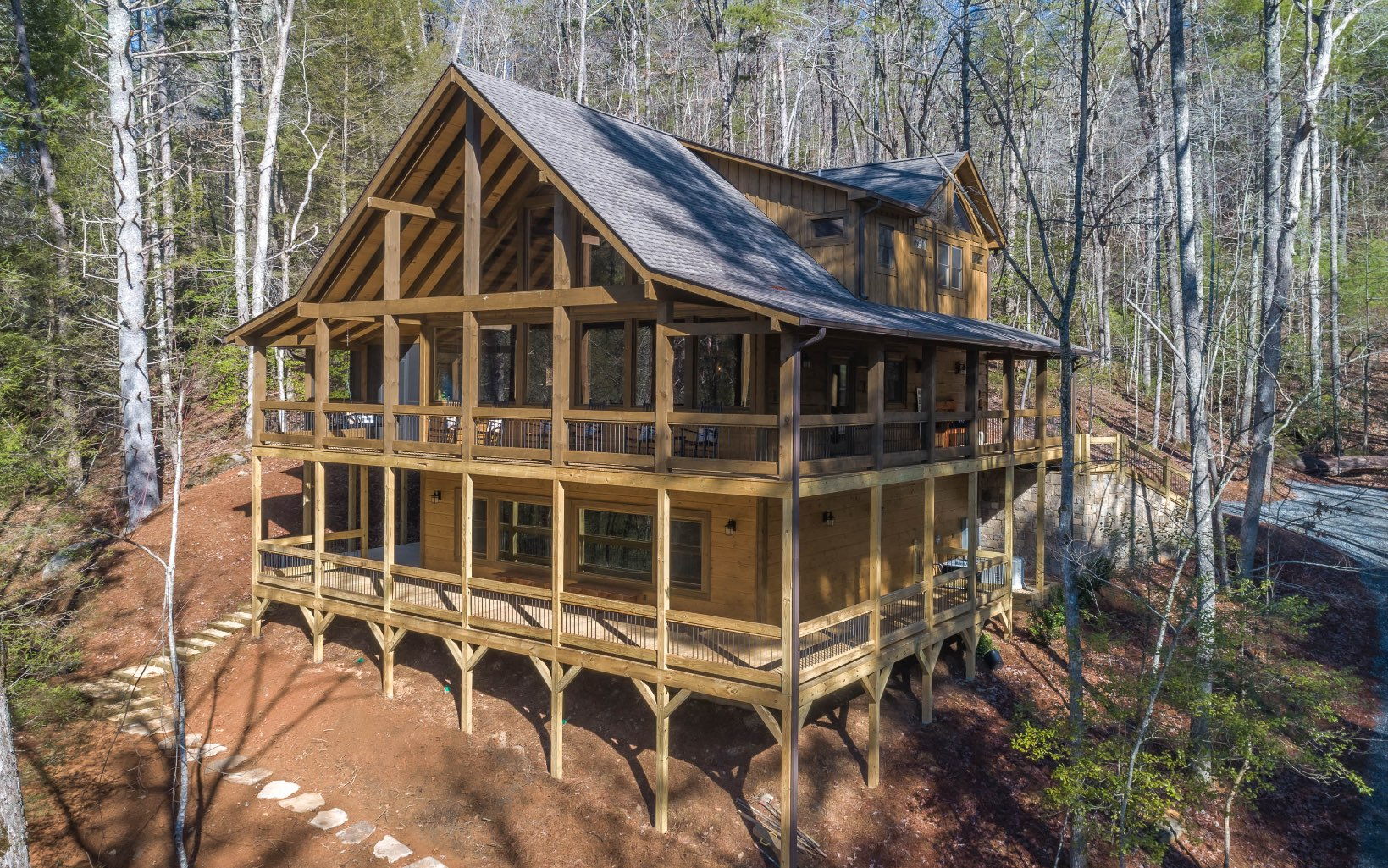 LOT 2 BRYANT FARMS ROAD, Ellijay, Georgia 30540, 3 Bedrooms Bedrooms, ,4 BathroomsBathrooms,Single Family,For Sale,LOT 2 BRYANT FARMS ROAD,2,301778