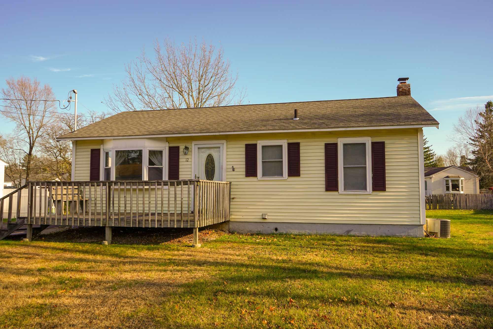 12 Casccadnac Avenue, Essex, Vermont 05452, 3 Bedrooms Bedrooms, ,1 BathroomBathrooms,Single Family,For Sale,12 Casccadnac Avenue,1,4838290