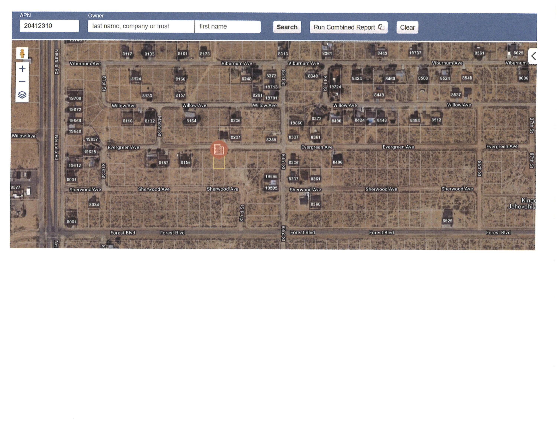 00 Evergreen Avenue, California City, California 93505, ,Lots And Land,For Sale,00 Evergreen Avenue,20008959