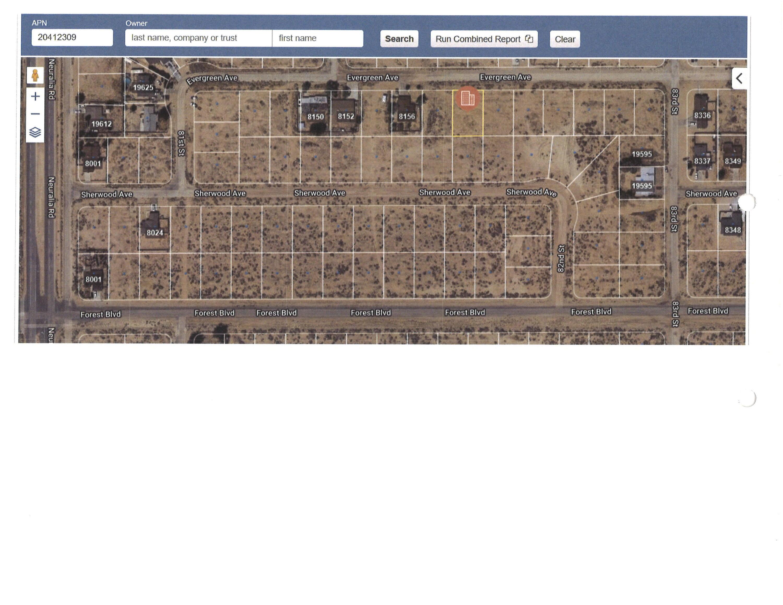 0 Evergreen Avenue, California City, California 93505, ,Lots And Land,For Sale,0 Evergreen Avenue,20008957