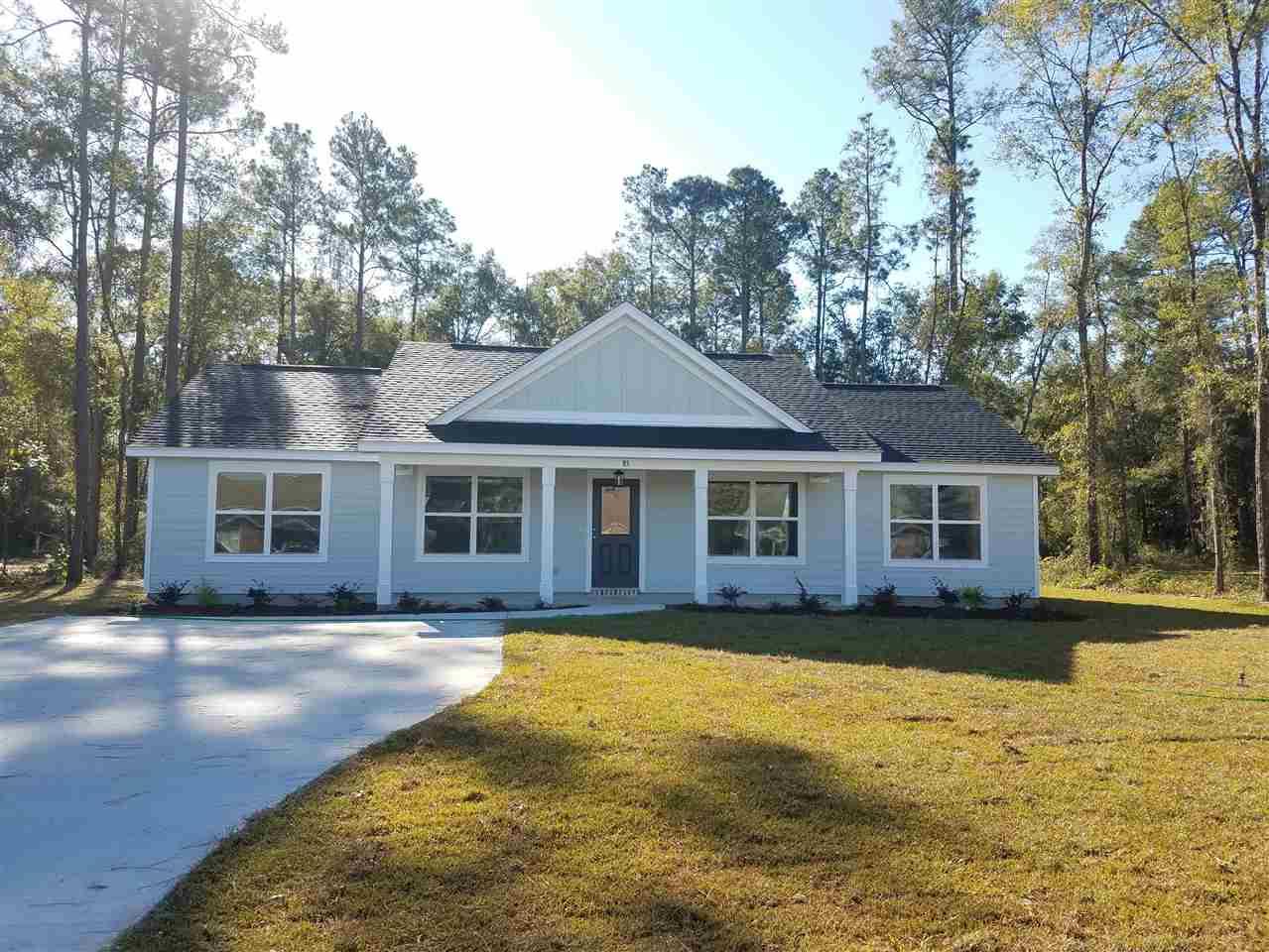 30 Lee, CRAWFORDVILLE, Florida 32327-0000, 4 Bedrooms Bedrooms, ,2 BathroomsBathrooms,Single Family,For Sale,30 Lee,1,325555