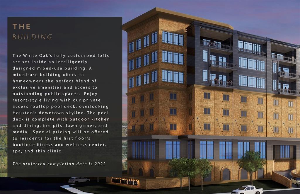 2520 Houston Avenue, Houston, Texas 77008, 2 Bedrooms Bedrooms, ,3 BathroomsBathrooms,Other,For Sale,2520 Houston Avenue,32343542