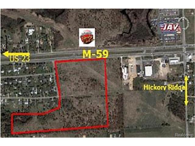 V/L Highland, Highland, Michigan 48356, ,Lots And Land,For Sale,V/L Highland,211034278