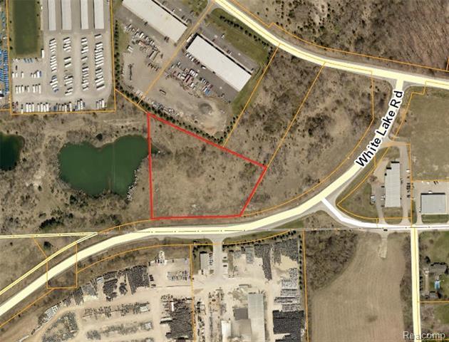 8354 WHITE LAKE Road, Clarkston, Michigan 48346, ,Lots And Land,For Sale,8354 WHITE LAKE Road,2200091455