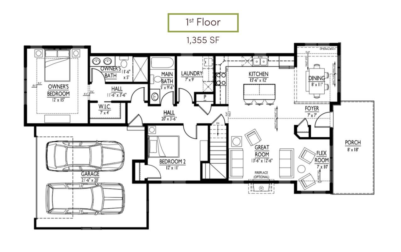 4887 Jicama Rd, Fitchburg, Wisconsin 53711, 2 Bedrooms Bedrooms, ,2 BathroomsBathrooms,Single Family,For Sale,4887 Jicama Rd,1,1897823