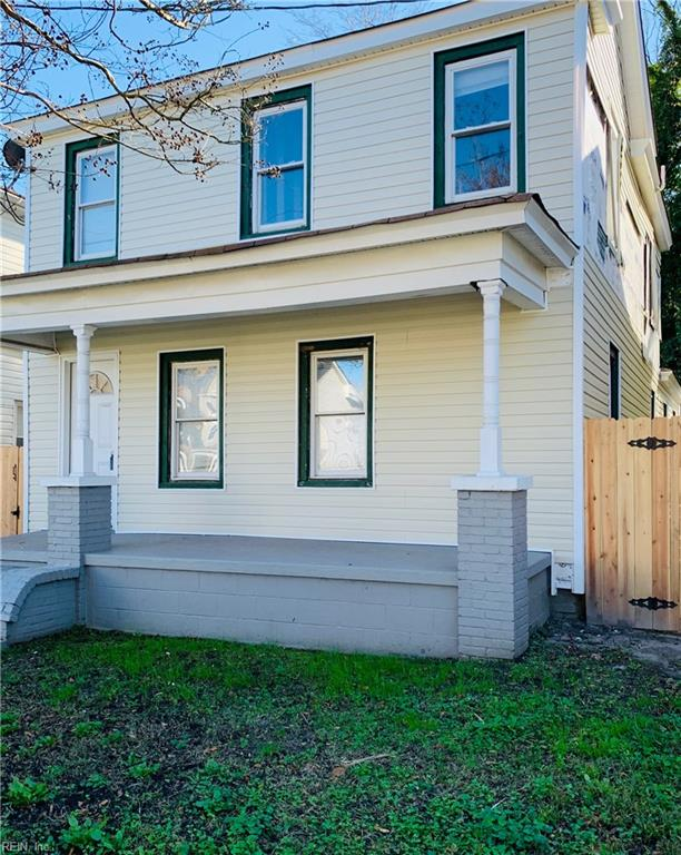 1411 Highland Avenue, Portsmouth, Virginia 23704, 3 Bedrooms Bedrooms, ,3 BathroomsBathrooms,Single Family,For Sale,1411 Highland Avenue,2,10351842