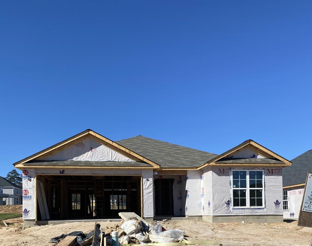 529 Jensen Lane, Augusta, Georgia 30909, 3 Bedrooms Bedrooms, ,2 BathroomsBathrooms,Single Family,For Sale,529 Jensen Lane,463342