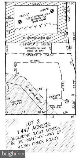 MARSH CREEK ROAD, PRESTON, Maryland 21655, ,Lots And Land,For Sale,MARSH CREEK ROAD,MDCM123786