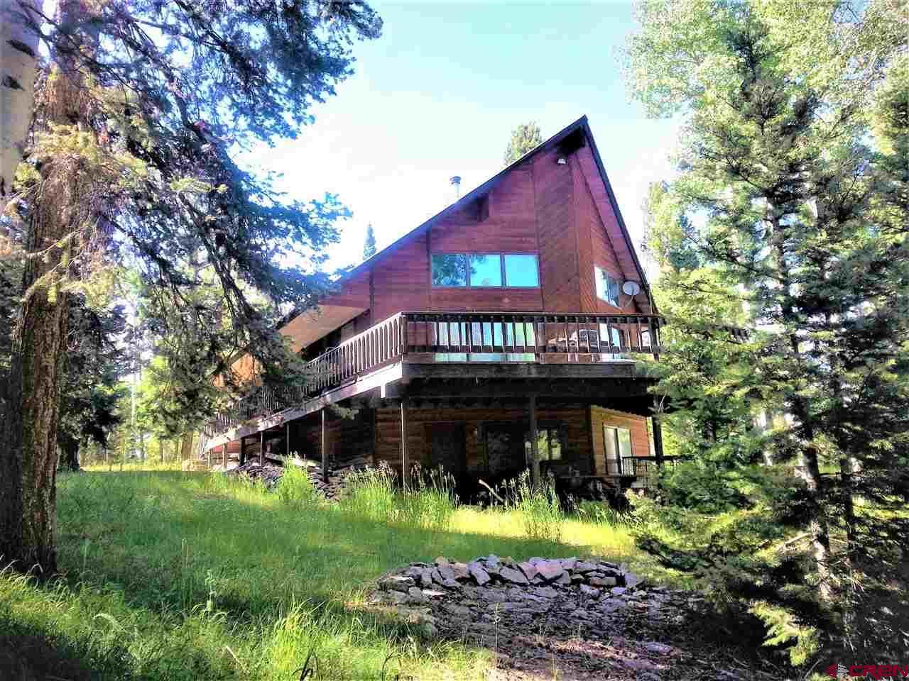 461 Rim Road, Cimarron, Colorado 81220, 3 Bedrooms Bedrooms, ,2 BathroomsBathrooms,Single Family,For Sale,461 Rim Road,776902