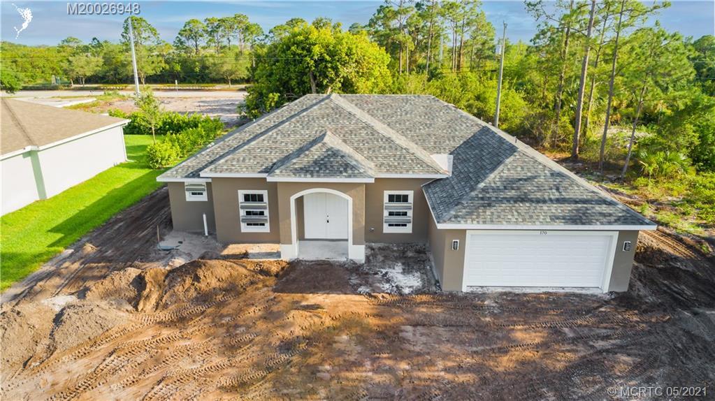 170 SW Pilsner Circle, Port Saint Lucie, Florida 34953, 4 Bedrooms Bedrooms, ,3 BathroomsBathrooms,Single Family,For Sale,170 SW Pilsner Circle,1,M20026948