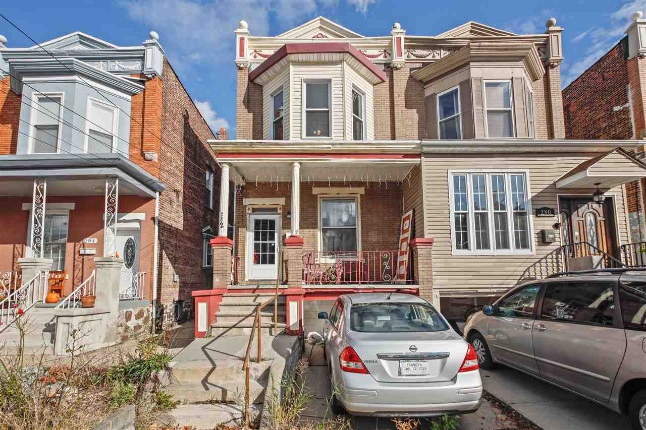 282 ARMSTRONG AVE, JC, West Bergen, New Jersey 07305, 4 Bedrooms Bedrooms, ,1 BathroomBathrooms,Residential,For Sale,282 ARMSTRONG AVE,202028714