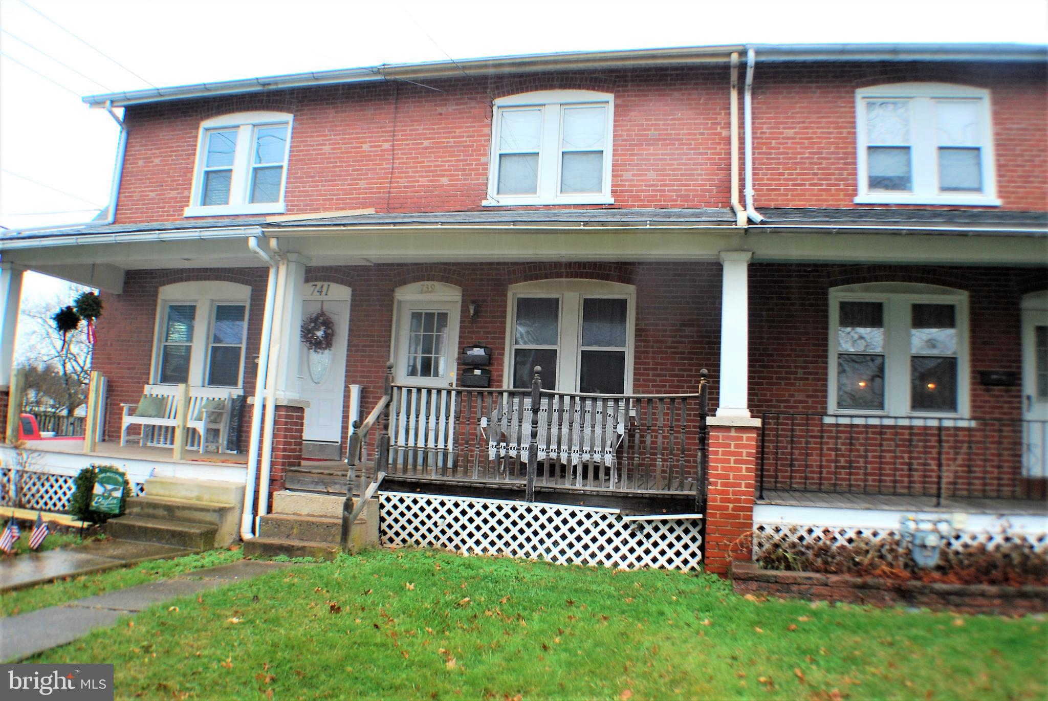 739 W 3RD STREET, LANSDALE, Pennsylvania 19446, ,Multifamily,For Sale,739 W 3RD STREET,PAMC677760