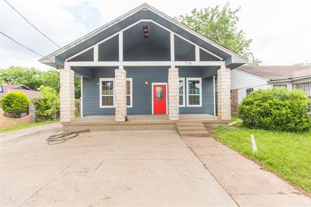 724 W 12th Street, Dallas, Texas 75208, 3 Bedrooms Bedrooms, ,2 BathroomsBathrooms,Single Family,For Sale,724 W 12th Street,1,14490248
