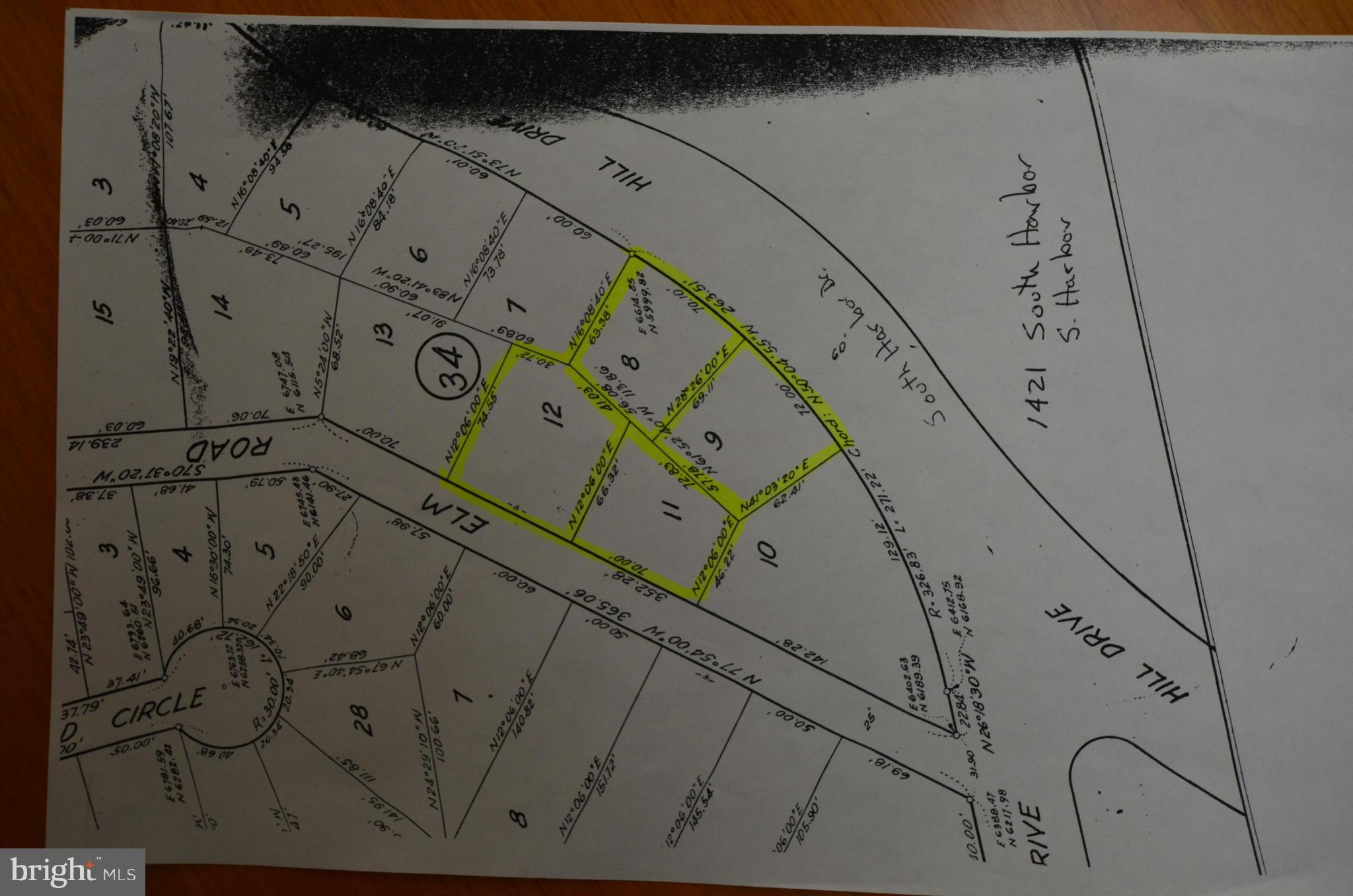 1421 S HARBOR DRIVE, ST LEONARD, Maryland 20685, ,Lots And Land,For Sale,1421 S HARBOR DRIVE,1000106611