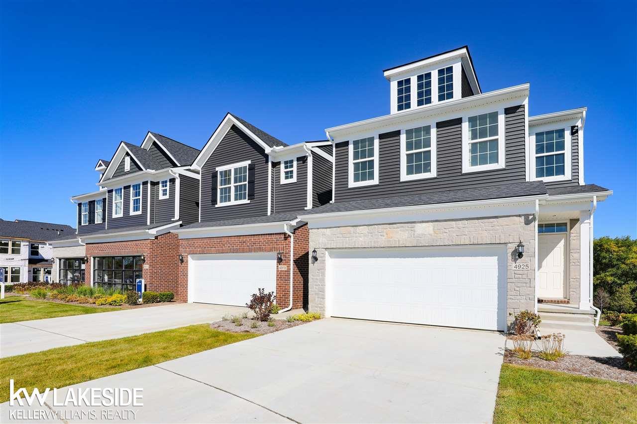 4895 Broomfield Way, Orion Twp, Michigan 48362, 3 Bedrooms Bedrooms, ,3 BathroomsBathrooms,Townhouse,For Sale,4895 Broomfield Way,2,50031526