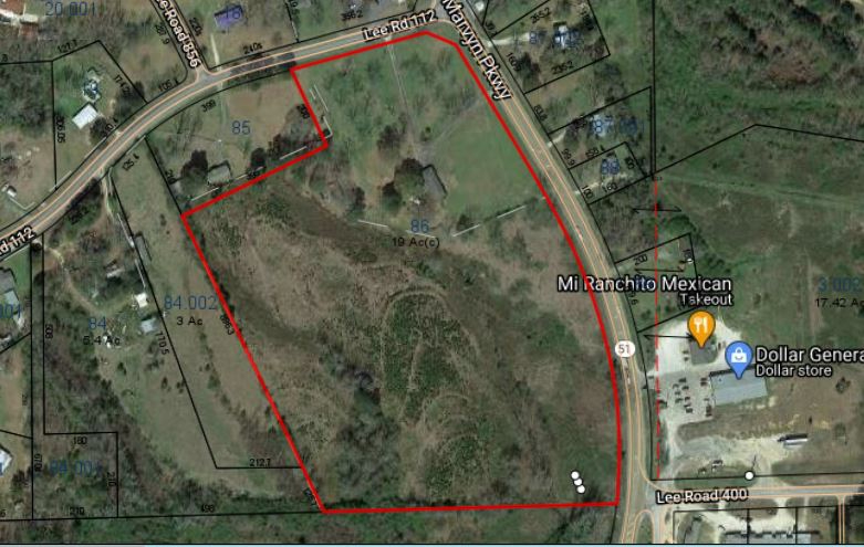 7800 AL HWY 51, OPELIKA, Alabama 36804, ,Lots And Land,For Sale,7800 AL HWY 51,1,148493
