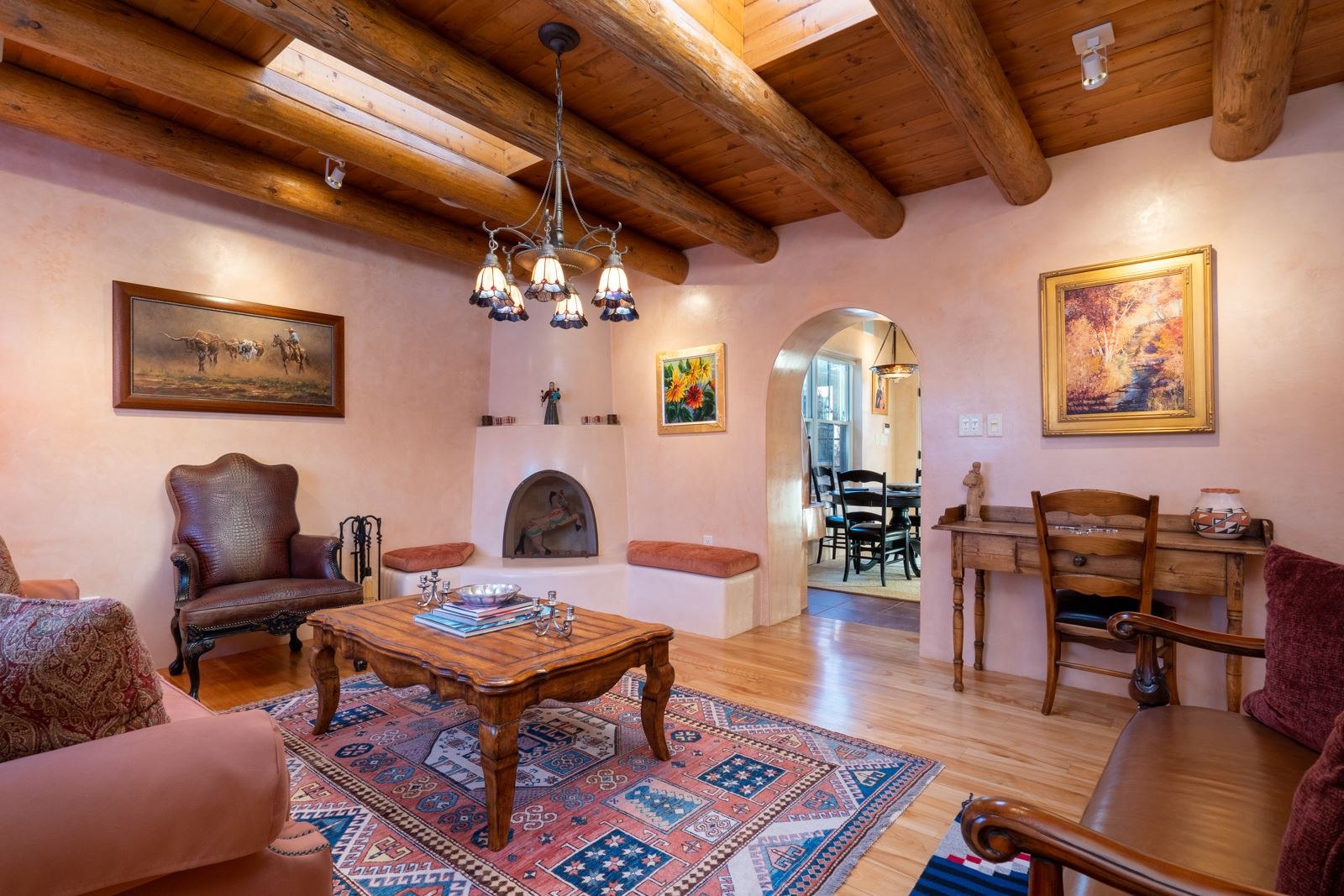808 Galisteo Street, Santa Fe, New Mexico 87505, 4 Bedrooms Bedrooms, ,4 BathroomsBathrooms,Single Family,For Sale,808 Galisteo Street,202100093