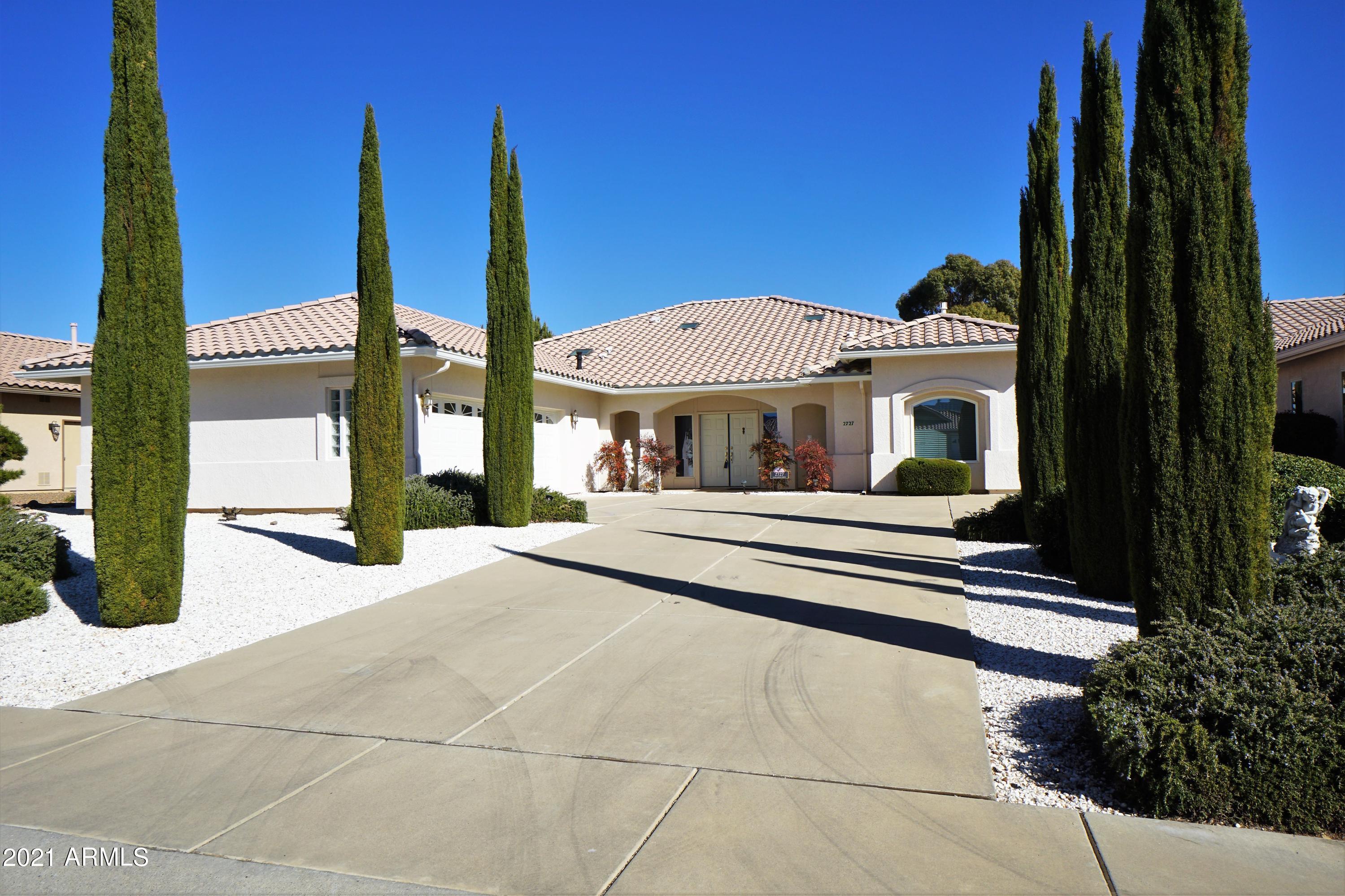 2727 KNOLLRIDGE Drive, Sierra Vista, Arizona 85650, 2 Bedrooms Bedrooms, ,2 BathroomsBathrooms,Single Family,For Sale,2727 KNOLLRIDGE Drive,1,6178279