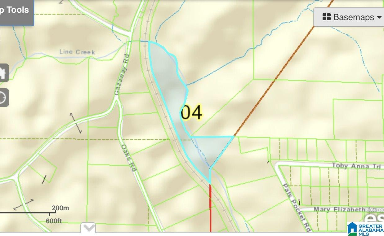 0 OAKS RD, BOAZ, Alabama 35956, ,Lots And Land,For Sale,0 OAKS RD,1273096