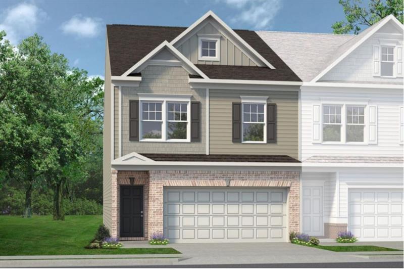 1114 Burke Street, Lawrenceville, Georgia 30046, 3 Bedrooms Bedrooms, ,3 BathroomsBathrooms,Townhouse,For Sale,1114 Burke Street,2,6827535