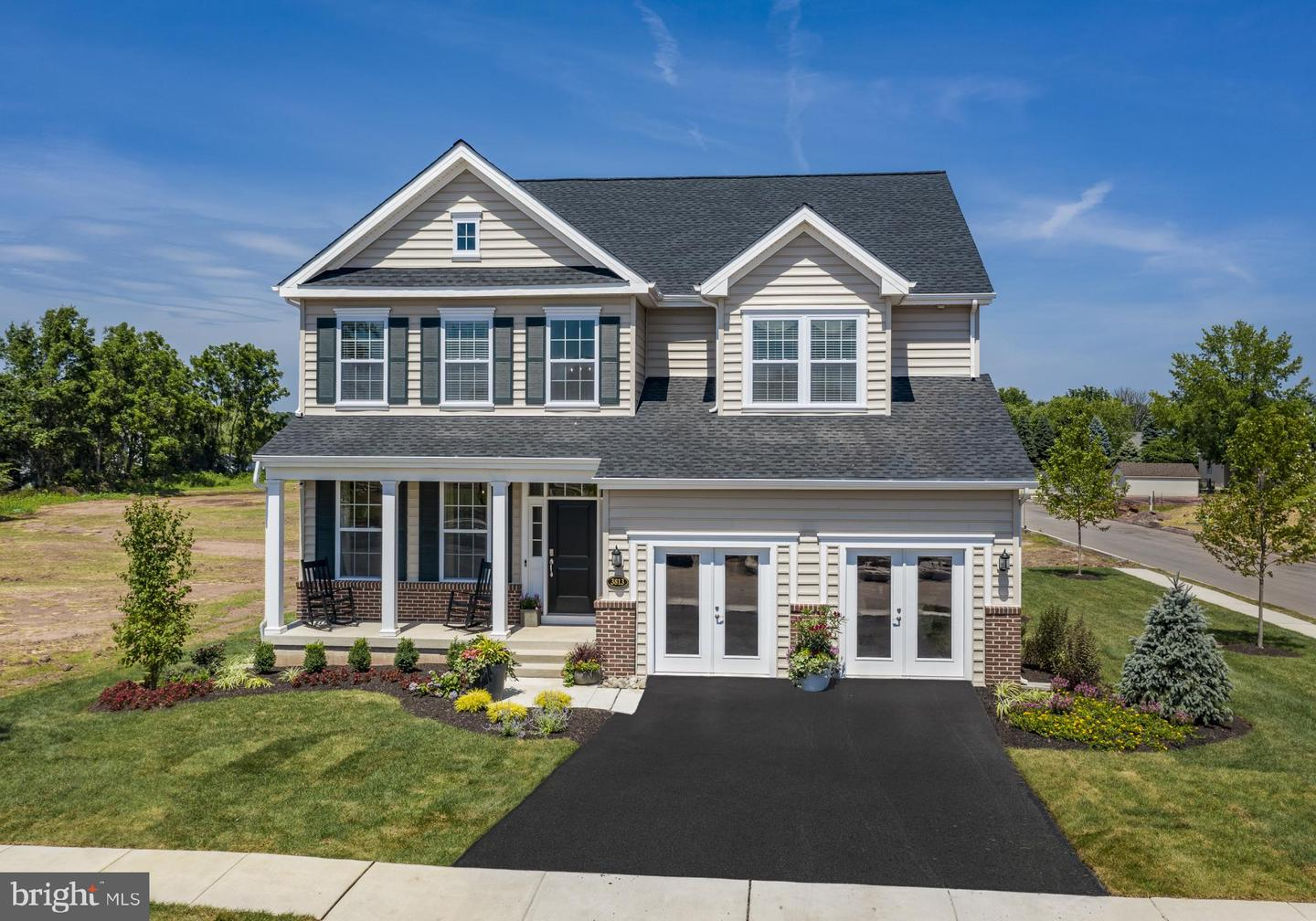 LOT 2 W PROSPECT AVE, NORTH WALES, Pennsylvania 19454, 4 Bedrooms Bedrooms, ,3 BathroomsBathrooms,Single Family,For Sale,LOT 2 W PROSPECT AVE,PAMC680802