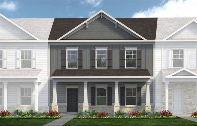 481 Panicum Street, Lawrenceville, Georgia 30046, 3 Bedrooms Bedrooms, ,3 BathroomsBathrooms,Townhouse,For Sale,481 Panicum Street,2,6831321